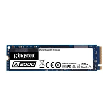 Kingston A2000 M.2-2280 PCIe NVMe 250GB product
