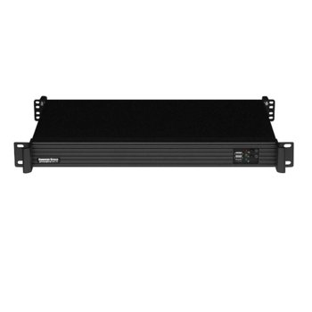 Кутия Genesys Group C125B, 1U rack-mount, без захранване image