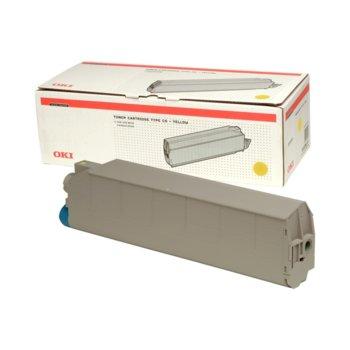 КАСЕТА ЗА OKI C 9300/9500 - Yellow - P№ 41963605 product