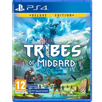 Игра за конзола Tribes Of Midgard - Deluxe Edition, за PS4 image