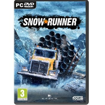 Игра Snowrunner: A Mudrunner game, за PC image