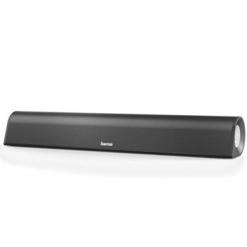 Soundbar система HAMA Sonic SB-206, 2.0, USB, 3,5 мм AUX, черна image