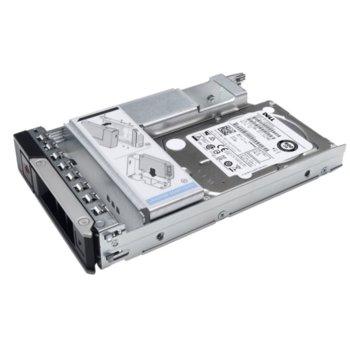 """Твърд диск 600GB Dell 400-AOXC, SAS 12Gb/s, 10 000 rpm, 2.5""""(6.35cm) image"""