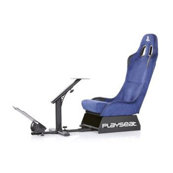 Геймърски стол Playseat Evolution Playstation Edition, син  image