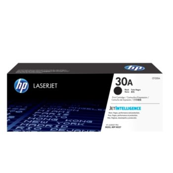 КАСЕТА ЗА HP LaserJet Pro M203/MFP M227 - Black -30A- P№ CF230A - заб.: 1 600k image