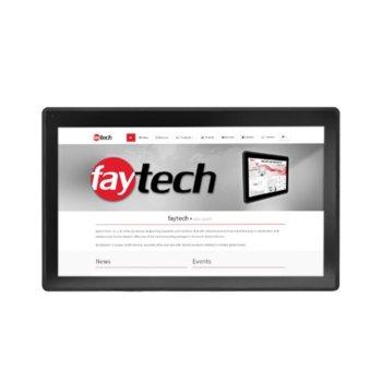 "Индустриален компютър Faytech FT215N4200CAPOB, четириядрен Apollo Lake Intel Pentium N4200 1.1/2.5 GHz, 21.5"" (54.61 cm) Full HD Anti-Glare Touchscreen, 4GB, 128GB SSD Industrial Grade, 2x USB 3.0, Linux image"