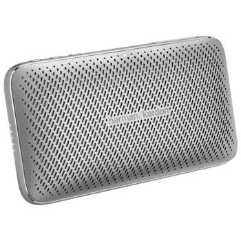 Тонколона Harman Kardon Esquire Mini 2, 8W, Bluetooth 4.2, 3.5mm жак, USB, сребриста, вграден микрофон, до 10 часа време за работа image