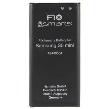 Батерия (заместител) FIX4smarts за Samsung Galaxy S5 mini 2100mAh/3.85V, (bulk) image