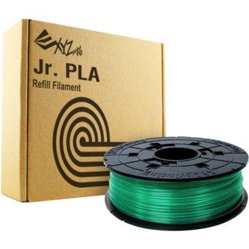 Консуматив за 3D принтер XYZprinting, PLA fillament, 1.75mm, чисто зелен, 600 g image