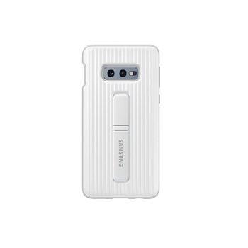 Оригинален калъф за Samsung S10e G970, с поставка, бял image