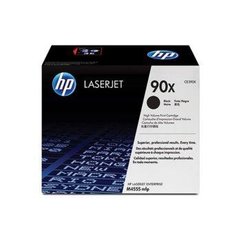 КАСЕТА ЗА HP LaserJet M4555 MFP series - Black - P№ CE390X - заб.: 24000k image