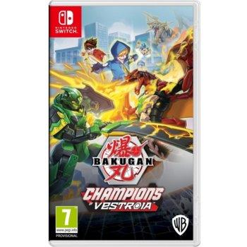 Игра за конзола Bakugan: Champions of Vestroia, за Nintendo Switch image