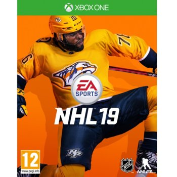NHL 19 Xbox One product
