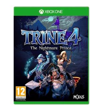 Игра за конзола Trine 4: The Nightmare Prince, за Xbox One image
