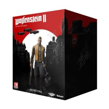 Wolfenstein II: The New Colossus CE product