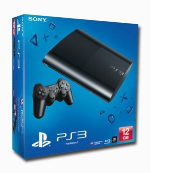 Sony PlayStation 3 Ultra Slim 12GB  product