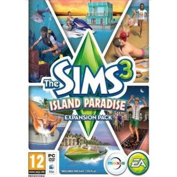 The Sims 3: Island Paradise product