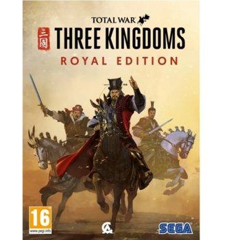 Игра Total War: Three Kingdoms Royal Edition, за PC image