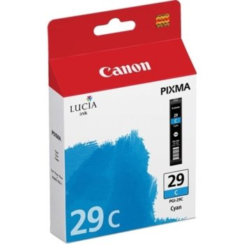 ГЛАВА ЗА Canon PIXMA PRO-1 - Cyan - 4873B001AA P№ PGI-29, зак: 230к image