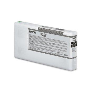 Мастило за Epson SC-P5000 series - Matte Black - P№ C13T913800 - 200ml image