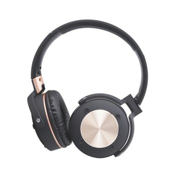 Слушалки Moveteck C5083, безжични, микрофон, Bluetooth, 200mAh батерия image
