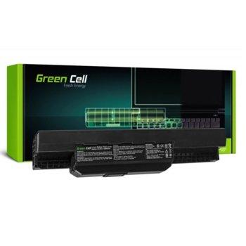 Батерия (заместител) за лаптоп Asus, A32-K53/K53E/K53S/K53SV/X53/X53S/X53U/X54/X54C/X54H, 6-cell, 11.1V, 4400mAh image