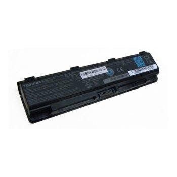 Батерия (оригинална) Toshiba Satellite C800, съвместима с C850/C870/L800/L830/L840/L850/M800/M840/P800/P850 /P870/S840/S850/S870, 6cell, 10.8V, 4400 mAh image