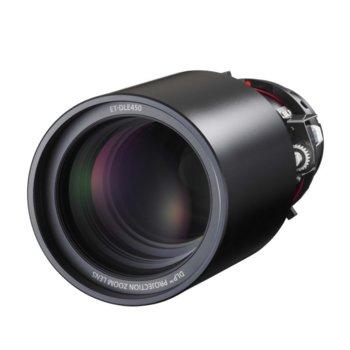 Обектив за проектор Panasonic ET-DLE450, за проектори Panasonic PT-DZ870E, PT-DW830E, PT-DX100E, PT-DZ770E, PT-DX800EL, PT-DX810EL, PT-DW730EL, PT-DW740EL, PT-DZ680, PT-DW640, PT-DX610, PT-D6710E, PT-6700E, PT-DW6300E, PT-D6000E, PT-D5000E, PT-RZ670, image