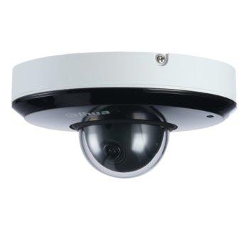 IP камера Dahua SD1A203T-GN-S2, PTZ камера, 2 МPix (1080P (1920x1080)/25FPS), 2.7-8.1mm/F1.6, Video compression H.264+/H.264/MJPEG, IR осветеност (до 15m), IP66 & IK08, PoE, RJ-45, 1x аудио вход/изход image