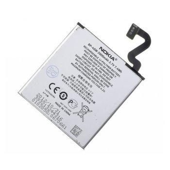 Батерия (оригинална) Nokia BP4GW, за Nokia Lumia 920, 2000mAh/3.7V, Bulk image
