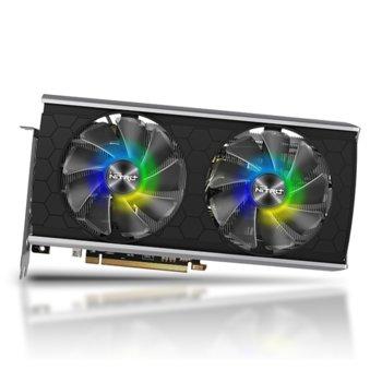 Видео карта AMD Radeon RX 5500 XT, 8GB, Sapphire NITRO+ Special Edition, PCI-E 4.0, GDDR6, 128bit, DisplayPort, HDMI image