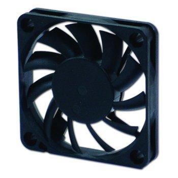 Вентилатор 60мм, EverCool EC6010M12BA, 2Ball, 3 Pin Molex, 4000rpm image