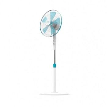 Вентилатор Cecotec Energy Silence 500, 3 степени, 40W, 5 аеродинамични перки, технология EnergySilence, бял image