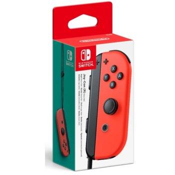 Десен контролер Nintendo Switch Joy-Con, червен image