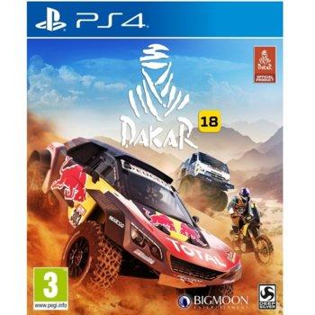 Dakar 18 PS4 product