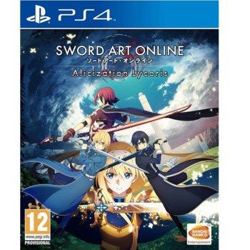 Игра за конзола Sword Art Online: Alicization Lycoris, за PS4 image