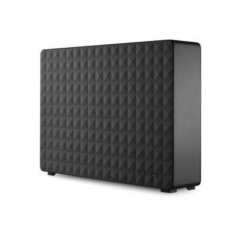 """Твърд диск 6TB, Seagate Expansion Desktop STEB6000403 (черен), външен, 3.5"""" (8.89 cm), USB 3.0 image"""