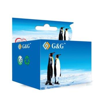 ГЛАВА ЗА HP Deskjet 1000/1010/1050/1051/1055/2050//2510/2512/2540/3000/3050/3054/3510/4500/5530 - Black - (301XL) - CH563EE - P№ NH-RC563E/BK - G&G - Неоригинален Заб.: 480k image