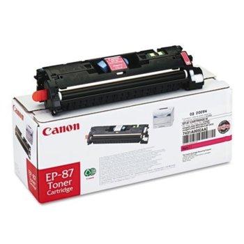 Касета за Canon LBP-2410 Series - Magenta - EP-87 - Заб.: 4 000k image