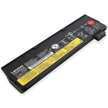 Батерия (оригинална) за лаптоп Lenovo ThinkPad, съвместима с T470/T570, 6-cell 10.8V, 72Wh image