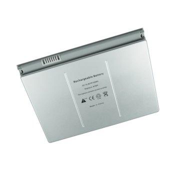 Батерия (заместител) за лаптоп Apple MacBook Pro 17, съвместима с Apple A1189 MA458 MA458/A MA458G/A MA458J/A ,9cell, 10.8V, 6800 mAh image