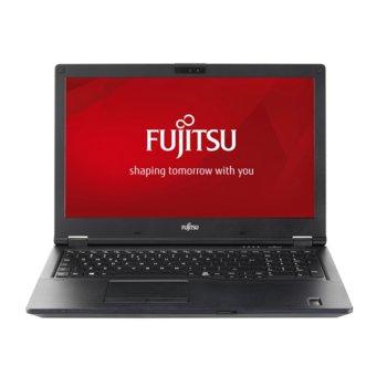 "Лаптоп Fujitsu Lifebook E459 (S26391-K482-V100_256_I3), двуядрен Kaby Lake Intel Core i3-8130U 2.2/3.4 GHz, 15.6"" (39.62 cm) Full HD IPS Anti-Glare Display, (DP), 4GB DDR4, 256GB SSD, 1x USB 3.1 Tupe C, No OS image"