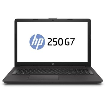 "Лаптоп HP 250 G7 (1F3J6EA), четириядрен Ice Lake Intel Core i5-1035G1 1.0/3.6 GHz, 15.6"" (39.6 cm) Full HD Anti-Glare Display, (HDMI), 8GB DDR4, 256GB SSD, 2x USB 3.1 Gen 1, Free DOS image"