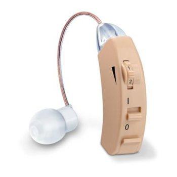 Слухов апарат Beurer HA 50, 128 dB, 100 до 6000 Hz, бежов image