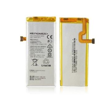 """Батерия (заместител) Huawei HB3742A0EZC за Huawei Ascend P8 Lite 5.0"""", 2200mAh/3.8V image"""