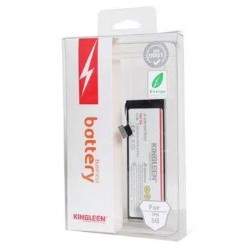Батерия (заместител) Zik, за iPhone 5 Kingleen image