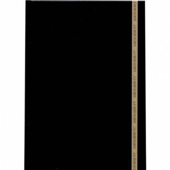 Тетрадка Spree Midnight, формат А4, oфсетова хартия, 96 листа, шита image