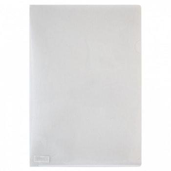 Джоб Office Point, L-oбразен, за документи с формат до А4, прозрачен, продава се в опаковка от 100бр. image