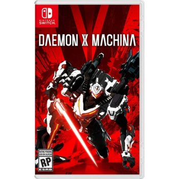 Игра за конзола Daemon X Machina, за Nintendo Switch image