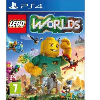 Игра за конзола Lego Worlds, за PS4 image